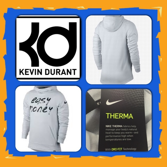 da80937e3ac8 KD Golden State Warriors Kevin Durant s Hoodie XL